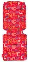 Maclaren Letter Scramble Universal Seat Liner in Red