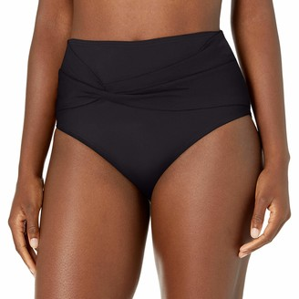 Catalina Women's High Waist Bikini Bottom