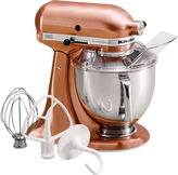 KitchenAid Kitchen Aid Custom Metallic Series 5 Quart Tilt-Head Stand Mixer KSM152PS