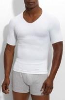 Spanx 'Zoned Performance' V-Neck T-Shirt