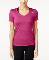 Nike Legend V-Neck Short-Sleeve Training Top