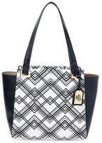Lauren Ralph Lauren Carlisle Printed Shopper Bag