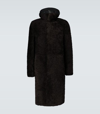 Bottega Veneta Shearling teddy coat