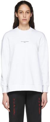 Stella McCartney White 2001 Sweatshirt