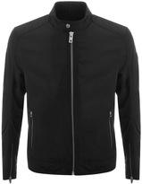BOSS ORANGE Olawton Water Repellent Jacket Black