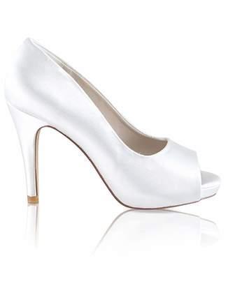 Perfect Marietta Peep Toe Platform