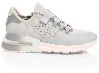 Ash Krush High-Tech Glitter Sneakers