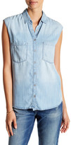 Mavi Jeans Sleeveless Elicia Shirt