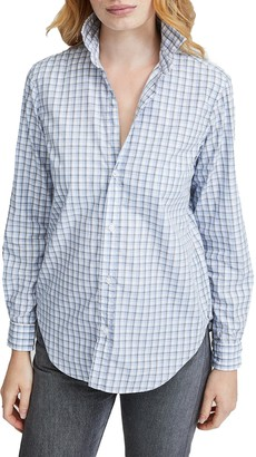 Frank And Eileen Frank Long Sleeve Button Front Shirt