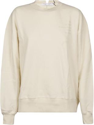 Proenza Schouler Long Sleeve Sweatshirt
