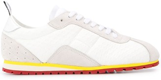 MM6 MAISON MARGIELA Panelled Lace-Up Sneakers
