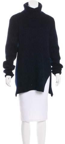 Celine Cashmere Turtleneck Sweater