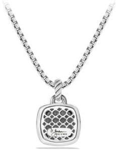 David Yurman Albion Pendant with Diamonds