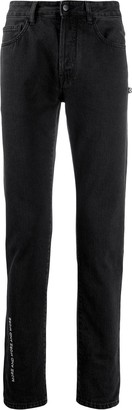 Marcelo Burlon County of Milan More And More trousers