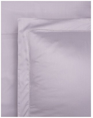 Heritage 400TC Luxurious Egyptian Cotton Sateen Sheet Set in Lavender Lavender Double