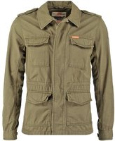 Superdry Rookie Summer Jacket Deepest Army