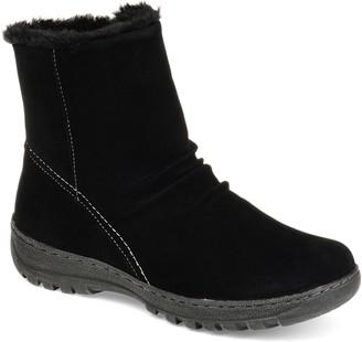 Journee Collection Lodiak Women's Winter Ankle Boots