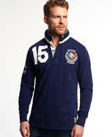 Superdry Leicester Rugby Shirt