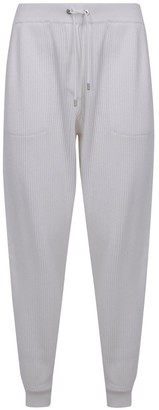 Brunello Cucinelli Ribbed Drawstring Track Pants