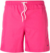 Mp Massimo Piombo - classic swim shorts - men - Cotton/Polyester - M