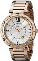Freelook Unisex HA1140RG-9 Cortina Roman Numeral Rose Gold Sport Watch