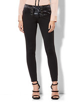 New York & Co. Corset-Waist Slim-Leg Pant