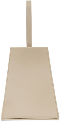 Aesther Ekme Taupe Opera Pouch