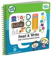 Leapfrog LeapStart Pre-Kindergarten Activity Book: Read-Write and Communication Skills