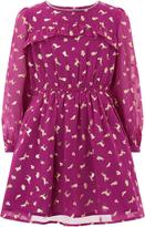 Monsoon Endora Foil Dress