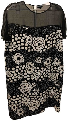 Jaeger Black Silk Dress for Women