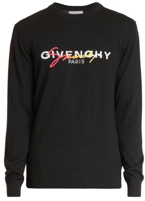Givenchy Signature Wool Sweater