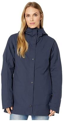 Fjallraven High Coast Eco-Shell Padded Parka (Night Sky) Women's Coat