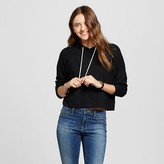 Mossimo Women's Cropped Hoodie