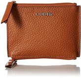Lodis Kate Frances Double Zip Pouch Key Coin Purse