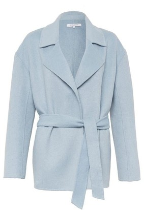 Great Plains Dallas Doublefaced Belted Coat