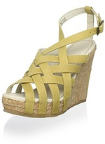 J Shoes Women's Celie Wedge Sandal