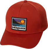 Patagonia Up And Out Roger That Snapback Cap Red