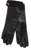 Vivienne Westwood Orb Gloves 82020002 Black One Size