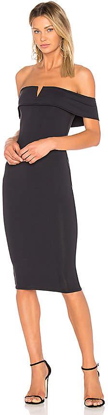 Donna Mizani Thalia Midi Dress