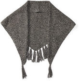 Polo Ralph Lauren Tasseled Ragg Wool-Blend Scarf