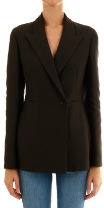 The Row Double-Breasted Tailored Jacket