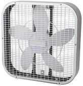 """Holmes Box Fan, 20"""", White (HBF2002A-W)"""