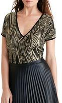 Lauren Ralph Lauren Cutout-Shoulder Sweater