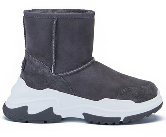 Australia Luxe Collective X Cosy Short Leather Boot