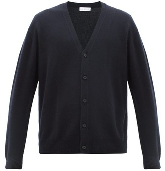 Raey Loose-fit Cashmere Cardigan - Navy
