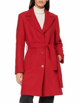 Naf Naf Women's Ared M1 Long Sleeve Coat