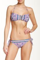 Nanette Lepore Mallorca Mosaic Vamp Bikini Bottom
