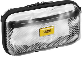 CRASH BAGGAGE Mini Share Travel Case - Clear