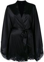 La Perla Azalea short kimono