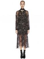 Lover Tuberose Silk Maxi Dress